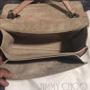 Jimmy Choo Bags - Mini Rebel Ballet Pink